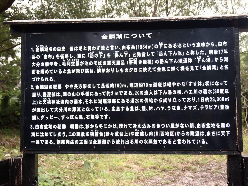 金鱗湖 説明